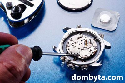 Замена батарейки в часах casio