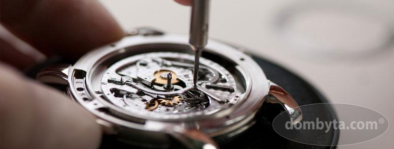 Квалифицированный ремонт. Доверяйте ремонт часов ... fac7f268ec5